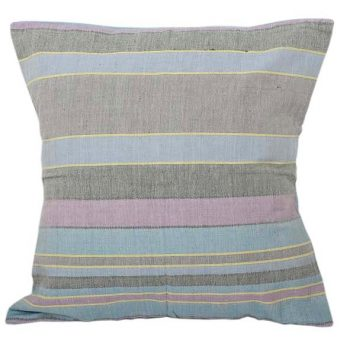 Striped cushion cover | TradeAid