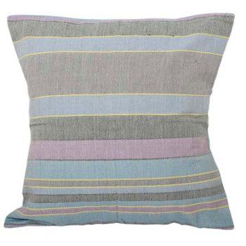 Striped cushion cover | TradeAid