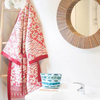 Recycled sari kimono (m) | TradeAid