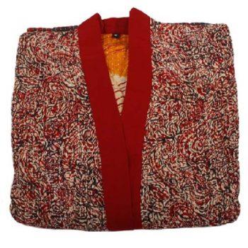 Recycled sari kimono (l) | Gallery 2 | TradeAid