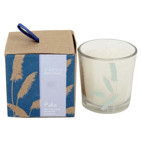 Piha ocean scented candle | TradeAid