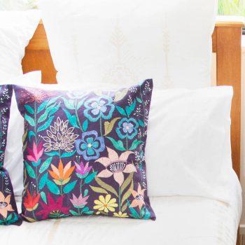 Garden cushion cover | TradeAid