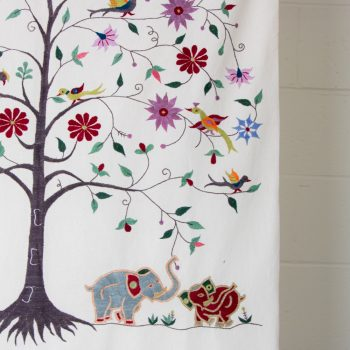 White tree of life wall hanging | Gallery 1 | TradeAid