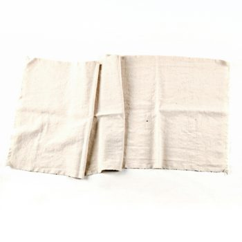 Natural cotton table runner | TradeAid