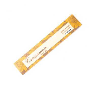 Cinnamon incense pack of 10 | TradeAid