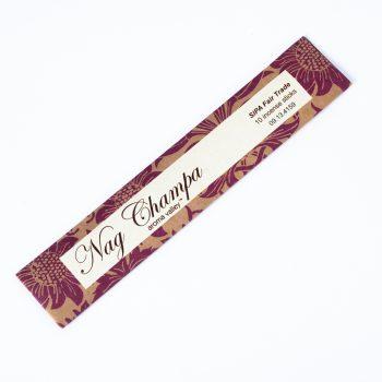 Pack of 10 nag champa incense | TradeAid