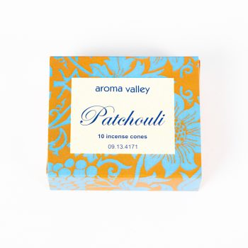 Patchouli incense cones pack of 10 | TradeAid