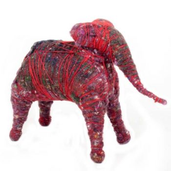 Rajasthani stuffed elephant | TradeAid