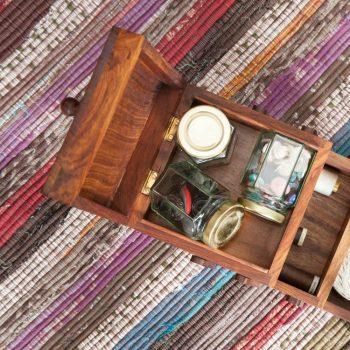 Concertina sewing box | TradeAid