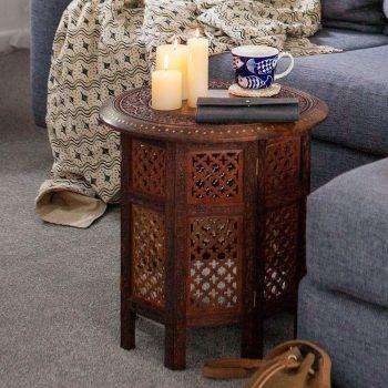 Saharanpur garden table | TradeAid