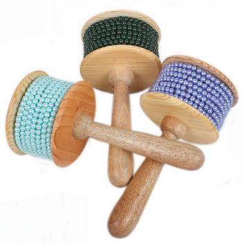 Beaded maraca | TradeAid