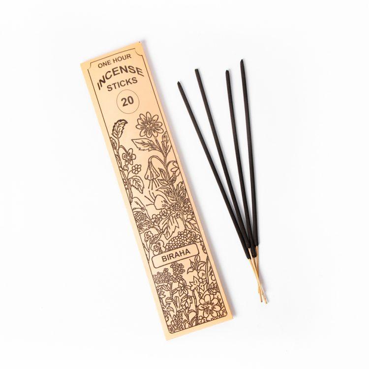 Biraha incense pack of 20   TradeAid