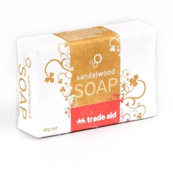 Sandalwood soap | TradeAid