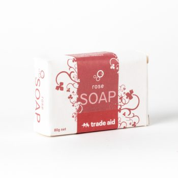 Rose soap | TradeAid