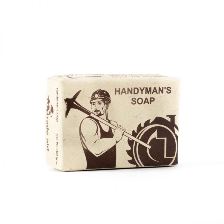 Handymans soap   TradeAid