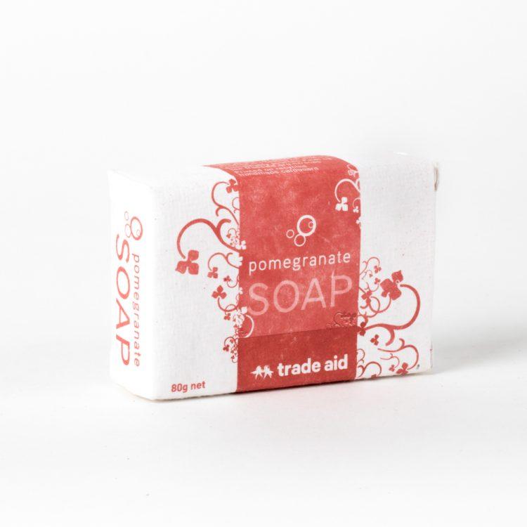 Pomegranate soap | TradeAid