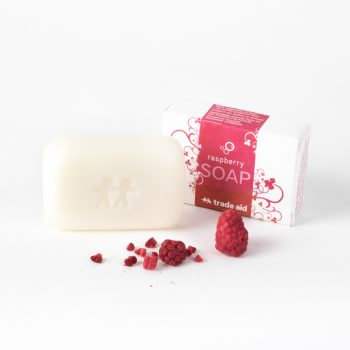 Raspberry soap | Gallery 1 | TradeAid