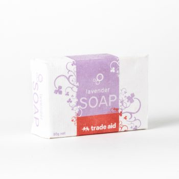 Lavender soap | TradeAid