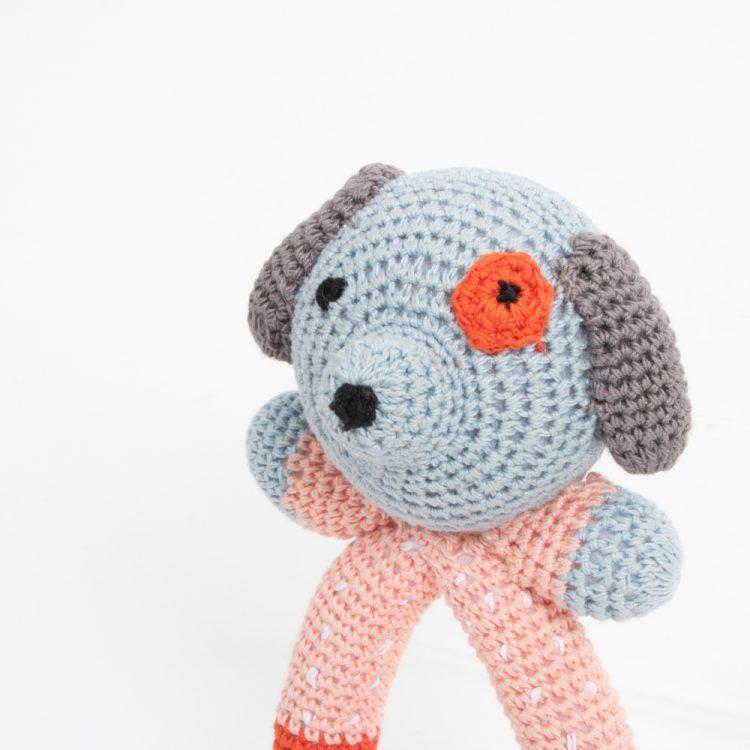 Crochet dog rattle | Gallery 2 | TradeAid