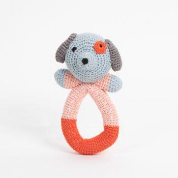 Crochet dog rattle | Gallery 1 | TradeAid