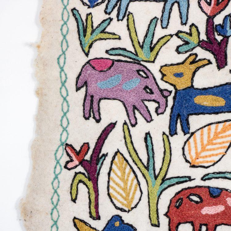 Animal numdha rug | Gallery 2 | TradeAid