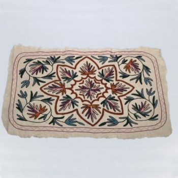 Star leaf numdha rug | TradeAid