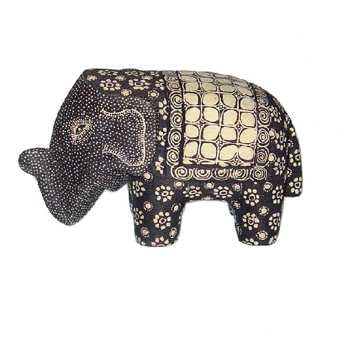 Batik elephant   TradeAid