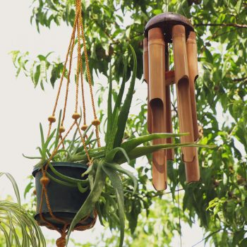 Bamboo wind chimes | TradeAid