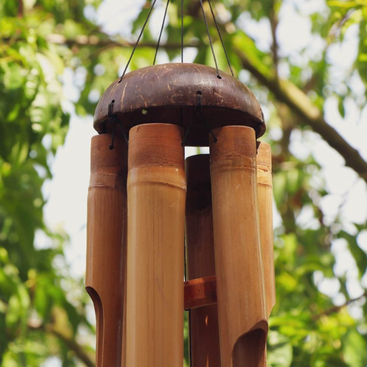 Bamboo wind chimes | Gallery 2 | TradeAid
