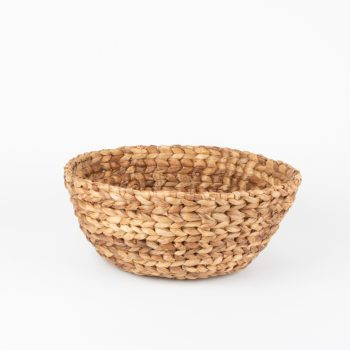 Small round woven fruit basket | TradeAid
