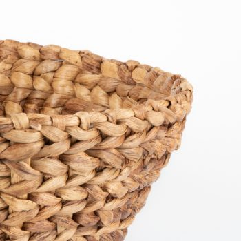 Small round woven fruit basket | Gallery 2 | TradeAid