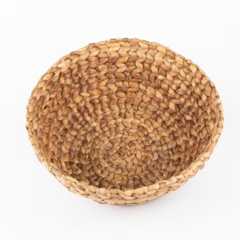 Small round woven fruit basket | Gallery 1 | TradeAid
