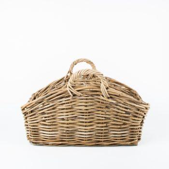 Curved rectangular basket | Gallery 1 | TradeAid
