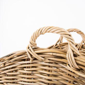 Curved rectangular basket | Gallery 2 | TradeAid