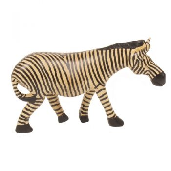 Wooden zebra | TradeAid
