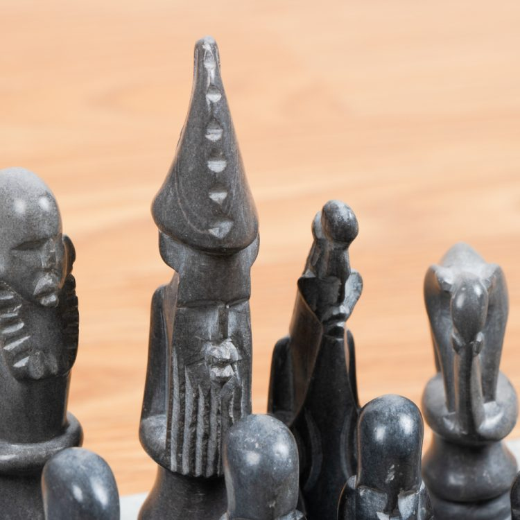 Small stone chess set | Gallery 2 | TradeAid