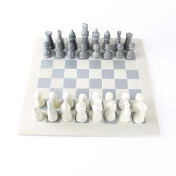 Large stone chess set | TradeAid