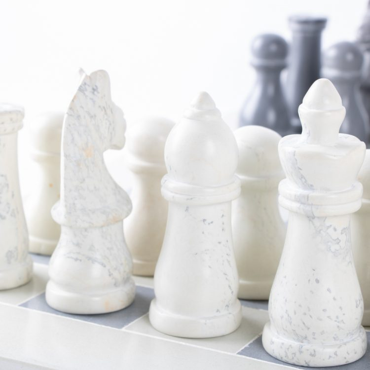 Large stone chess set | Gallery 2 | TradeAid