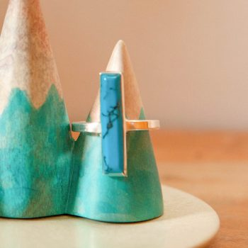 Turquoise ring | TradeAid