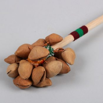 Chaccas rattle with wooden handle | TradeAid