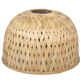 Bamboo dome lampshade | TradeAid