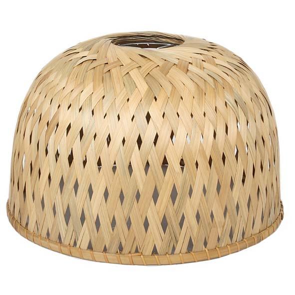 Bamboo dome lampshade   TradeAid