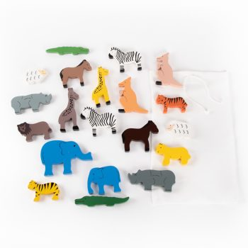 20 animals in bag | Gallery 1 | TradeAid