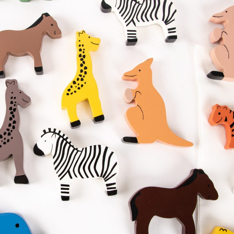 20 animals in bag | Gallery 2 | TradeAid