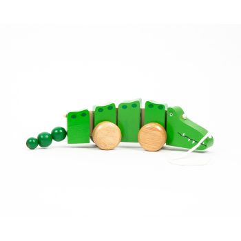 Crocodile pull along | TradeAid
