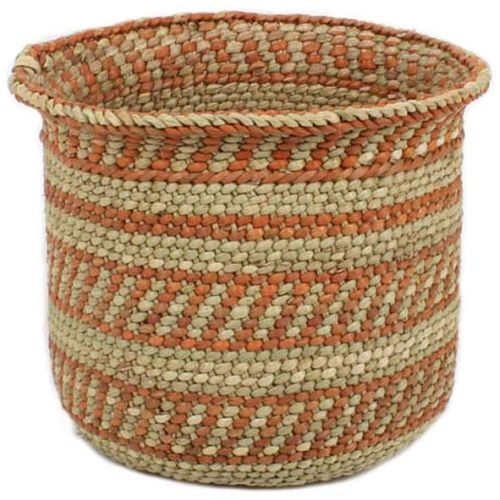 Small iringa basket   Gallery 1   TradeAid
