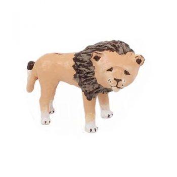 Small papier mache lion | TradeAid
