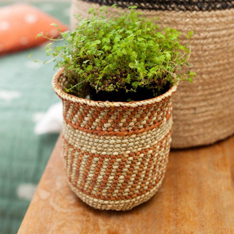 Small iringa basket   TradeAid