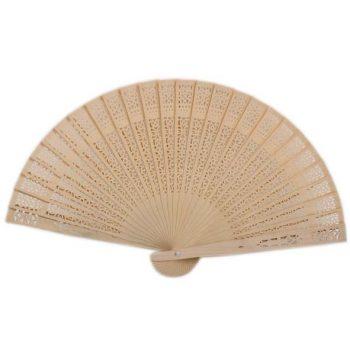 Wooden cut-out  fan | TradeAid