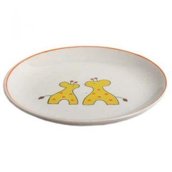 Giraffe plate | TradeAid